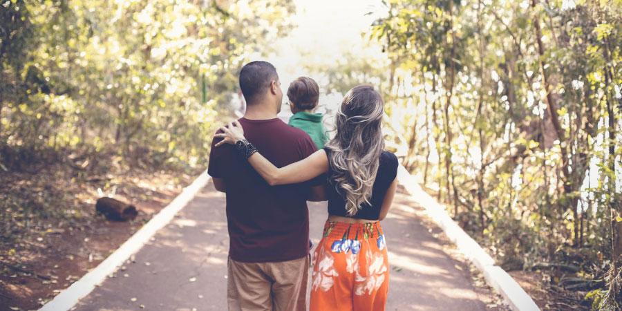 Abnehmen mit Familie