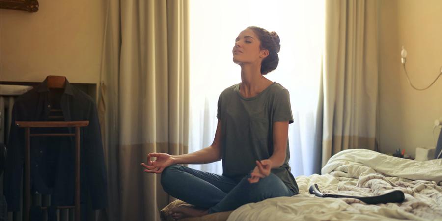 Meditation Körperbewusstsein